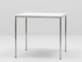 art. no. A0942 - Dining Table White 80x80 white