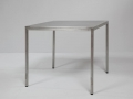 art. no. A2696 - Buffet Table stainless steel 80x80