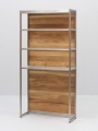 art. no. A2326 - Bar Shelves Unit Oak, brown