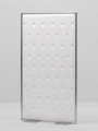 art. no. A2219 - Partition Screen White Vertical Format white